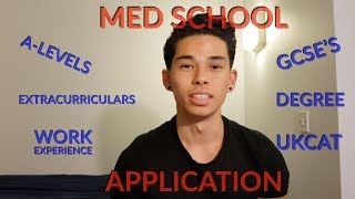 Medical School Application | My GCSEs, A-Levels, UKCAT, Work Experience, Extracurriculars