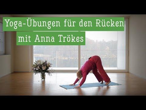 Yoga für den Rücken   Yoga Übungen für den Rücken   Yoga gegen Rückenschmerzen
