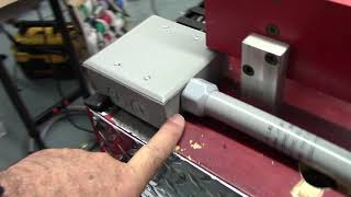 Emcoturn 120 Backpanel Wiring - hmong video