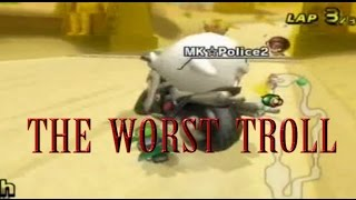 [MKWii] The Most Annoying Troll On Wiimmfi
