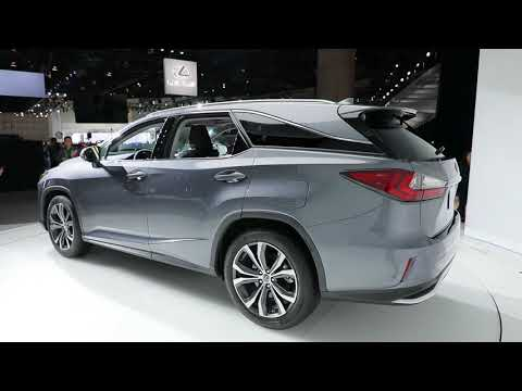 2018 Lexus RX L video preview