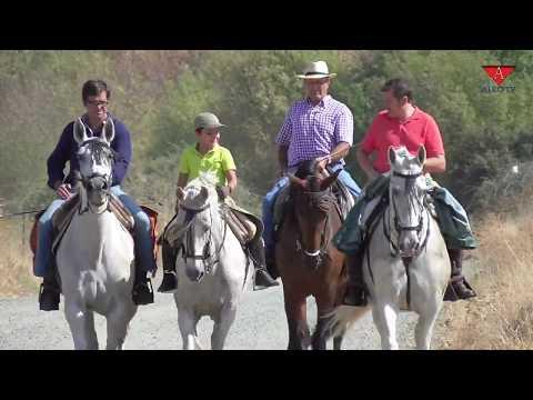 Ruta a caballo  - Día de Altagracia
