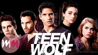 Download Video Top 10 Teen Wolf Moments MP3 3GP MP4