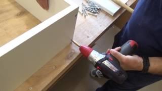 Шаблон для присадки и сборки мебели