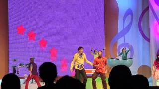 "FRESH BEAT BAND LIVE CONCERT 2/2/2012 @ THE GROVE ""YOU CAN DO ANYTHING"""