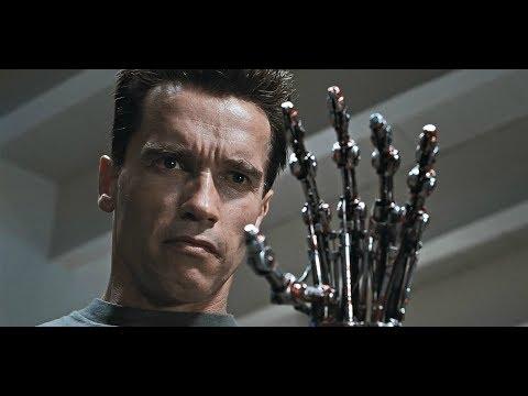 Terminator 2: Arm Cutting Scene 4K Remastered 3D