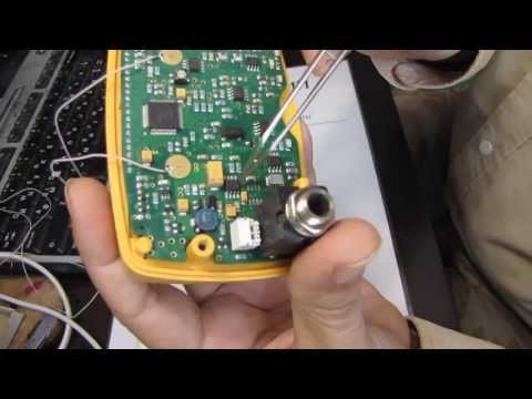 Garrett ACE250 - ремонт металлоискателя