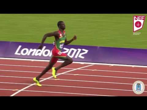 2.- Técnica de carrera: La posición de la cadera y el ciclo anterior