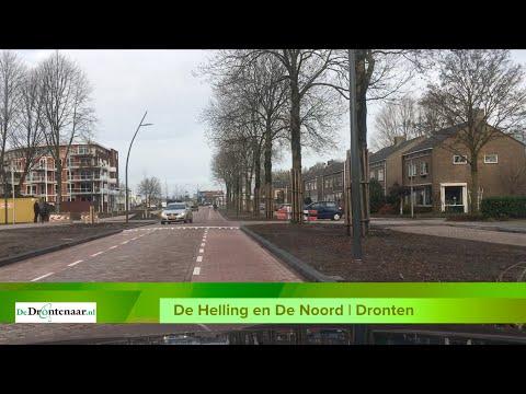 VIDEO   De Helling en De Noord in het centrum van Dronten weer geopend voor het verkeer
