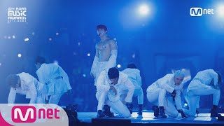 Gambar cover [2017 MAMA in Japan] MONSTA X_INTRO + Beautiful MAMA Remix Ver. + Dance Perf.