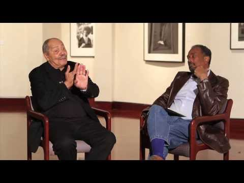 Richard Mayhew Interviewed by Dr. Michael D. Harris