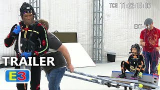PS4 - God Of War Behind the Scenes Trailer (E3 2017)