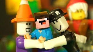 ROBLOX 🔺 Лего Нубик Майнкрафт Мультики Все Серии Подряд Мультфильмы для Детей СБОРНИК DIY Игрушки