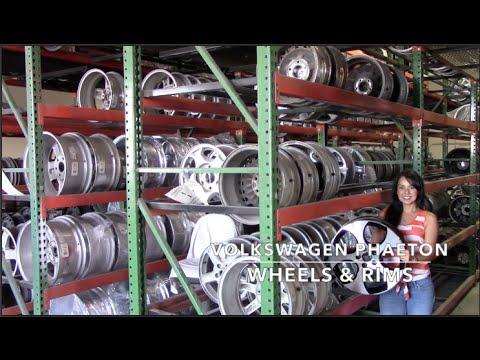 Factory Original Volkswagen Phaeton Rims & OEM Volkswagen Phaeton Wheels – OriginalWheel.com