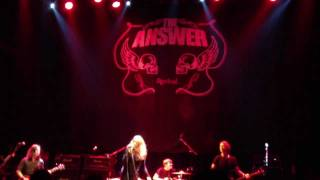 The Answer New Day Rising