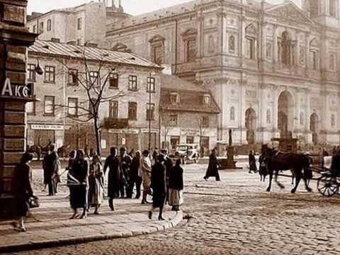 Old Tango 1929: Tadeusz Faliszewski  - On nie powróci już (He Won