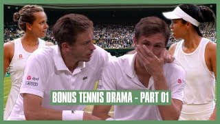 Bonus Tennis Drama | Part 01 | Drama on the Lawn