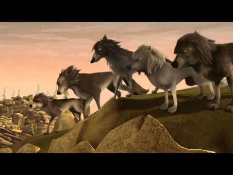 Alpha és Omega 2: Ünnepi farkaskaland online