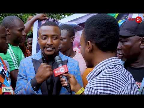 Tazama Mfaume alivyoanzisha ugomvi kwa mwakinyo/ 'Mlevi'/'Ameoa'