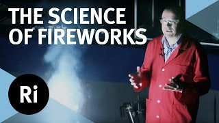 The Science of Fireworks - with Chris Bishop