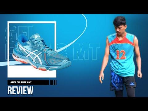 REVIEW Asics Gel Elite 3 Mt Indonesia