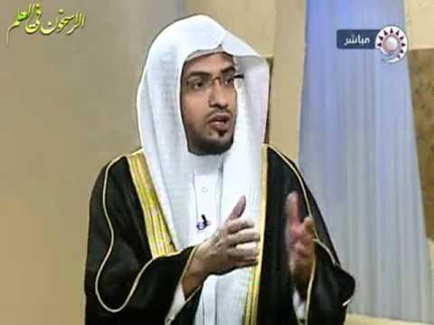 تعليق الشيخ المغامسي على اختطاف  الخالدي