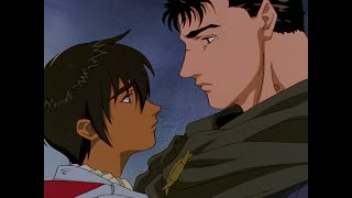 Guts and Casca's Entire Relationship in Berserk 1997
