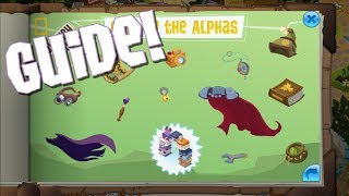 GUIDE TO THE NEW CALL OF THE ALPHA'S JOURNEY BOOK! | Animal Jam