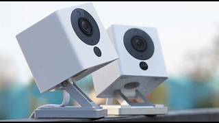 Обзор Xiaomi Small Square Smart Camera IP камера