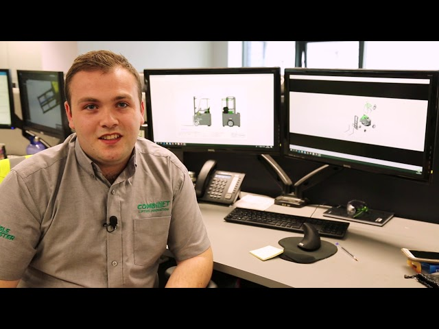 Design Engineer at Combilift