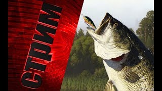 Russian fishing 4--Медвежье Ахтуба и Ладожское!))) #Найдисвойклев