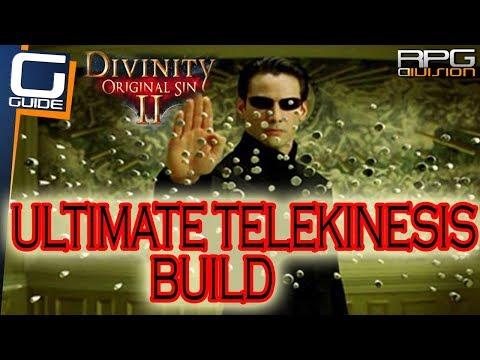 Retribution and Telekinesis :: Divinity: Original Sin 2 General