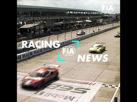 FIA RACING NEWS #1