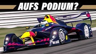 GT SPORT Let's Play Deutsch – Red Bull X2014 Junior Podium?   Gran Turismo 4K Online Gameplay German