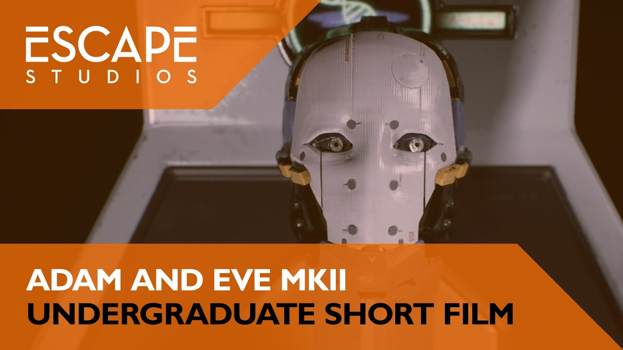 Adam and Eve Mk II Undergraduate Short Film