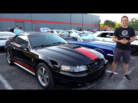 External Review Video rn-ELMnjMG4 for Ford Mustang Mach 1 (S550, 6th gen, 2021 MY)