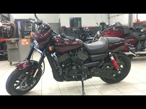 2019 Harley-Davidson Street Rod