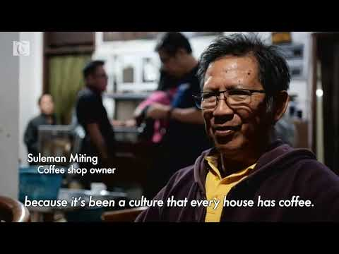 Cafes boom in remote corner of Indonesia
