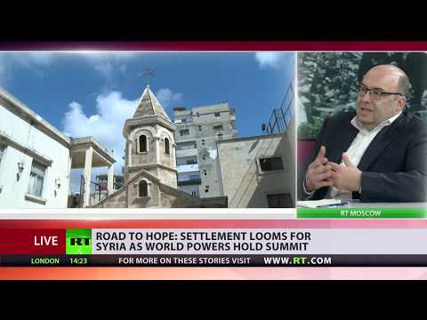 Road to hope: Settlement looms for Syria as world powers hold summit