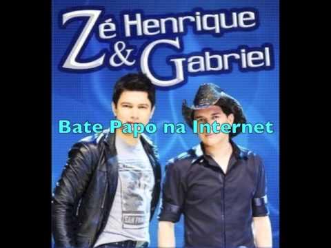 Bate Papo Na Internet - Zé Henrique E Gabriel
