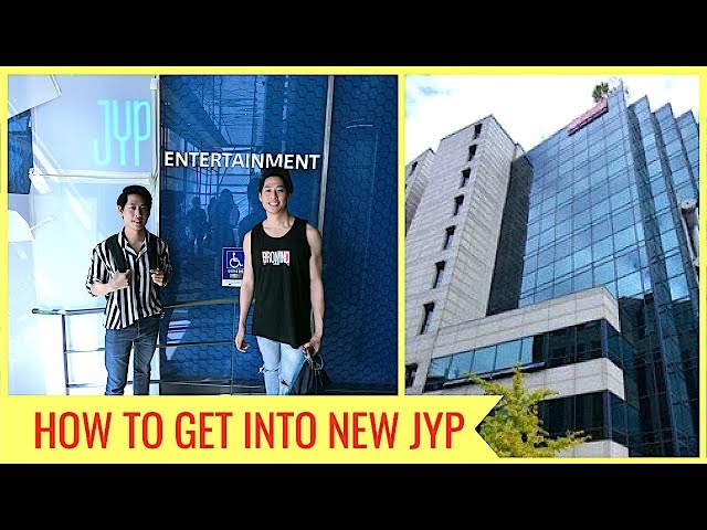 How To Get New Jyp Entertainment Building 2020