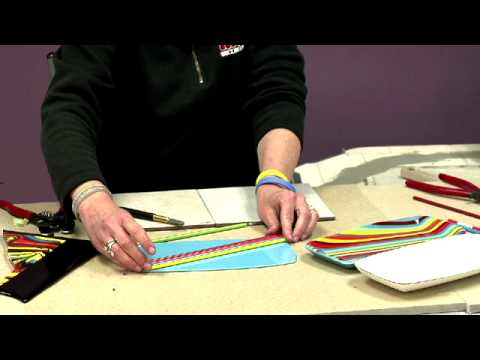How to Use Glass Rods in Fusing Projects | Delphi Glass