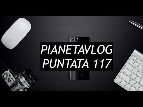 Foto PianetaVlog 117: Elephone S8, Meizu Pro 6 Plus e M3X, Flyme 6, OnePlus 3 Nougat