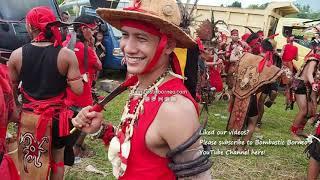 Festival Budaya Dayak Bengkayang West Kalimantan Barat Indonesia Borneo Culture Travel 婆罗洲孟加映达雅文化节