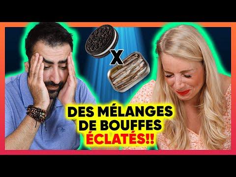 ON TESTE DES MÉLANGES DE BOUFFES ÉCLATÉS!!