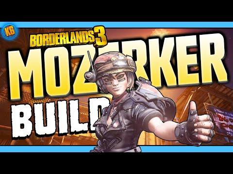 Borderlands 3 | MoZerker the Invincible | Level 50 Moze Build & Save File