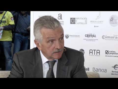 Entrevista a Dionisio Biot en el #DPECV2014