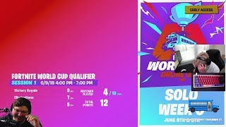Analyzing Tfue's World Cup Finals - What he did right & wrong
