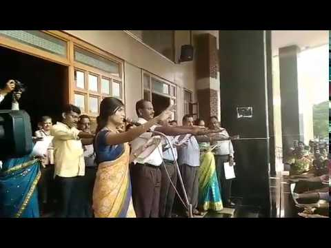 Swachhta Hi Seva Campaign Pledge at Collectorate Salem