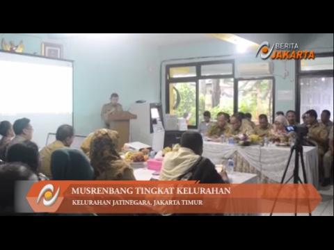 50 Persen Usulan Musrenbang Kelurahan Jatinegara Direalisasi 2017